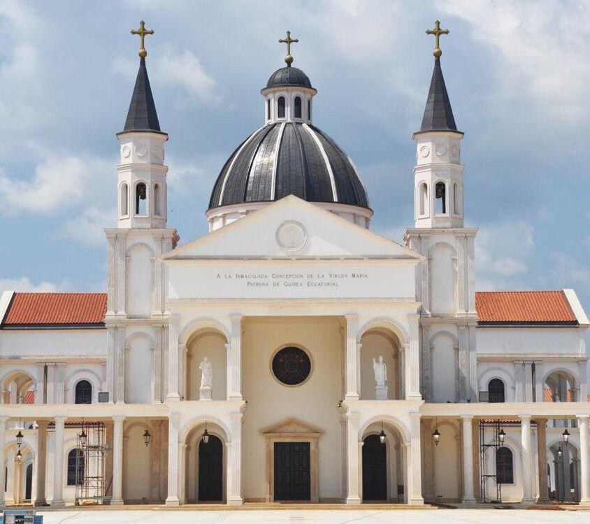 Basilica | Mongomo | Guinea Eq.