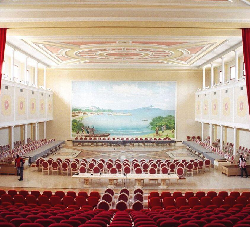 Centro Congressi | Malabo |Guinea Eq.