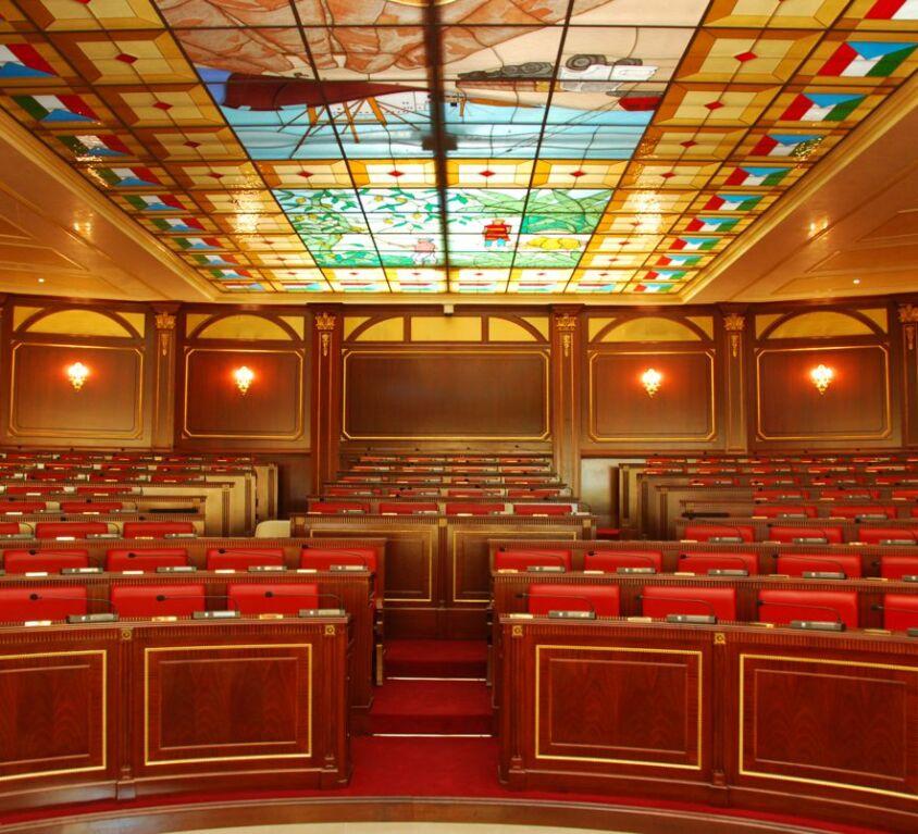 Parlamento | Malabo | Guinea Eq.
